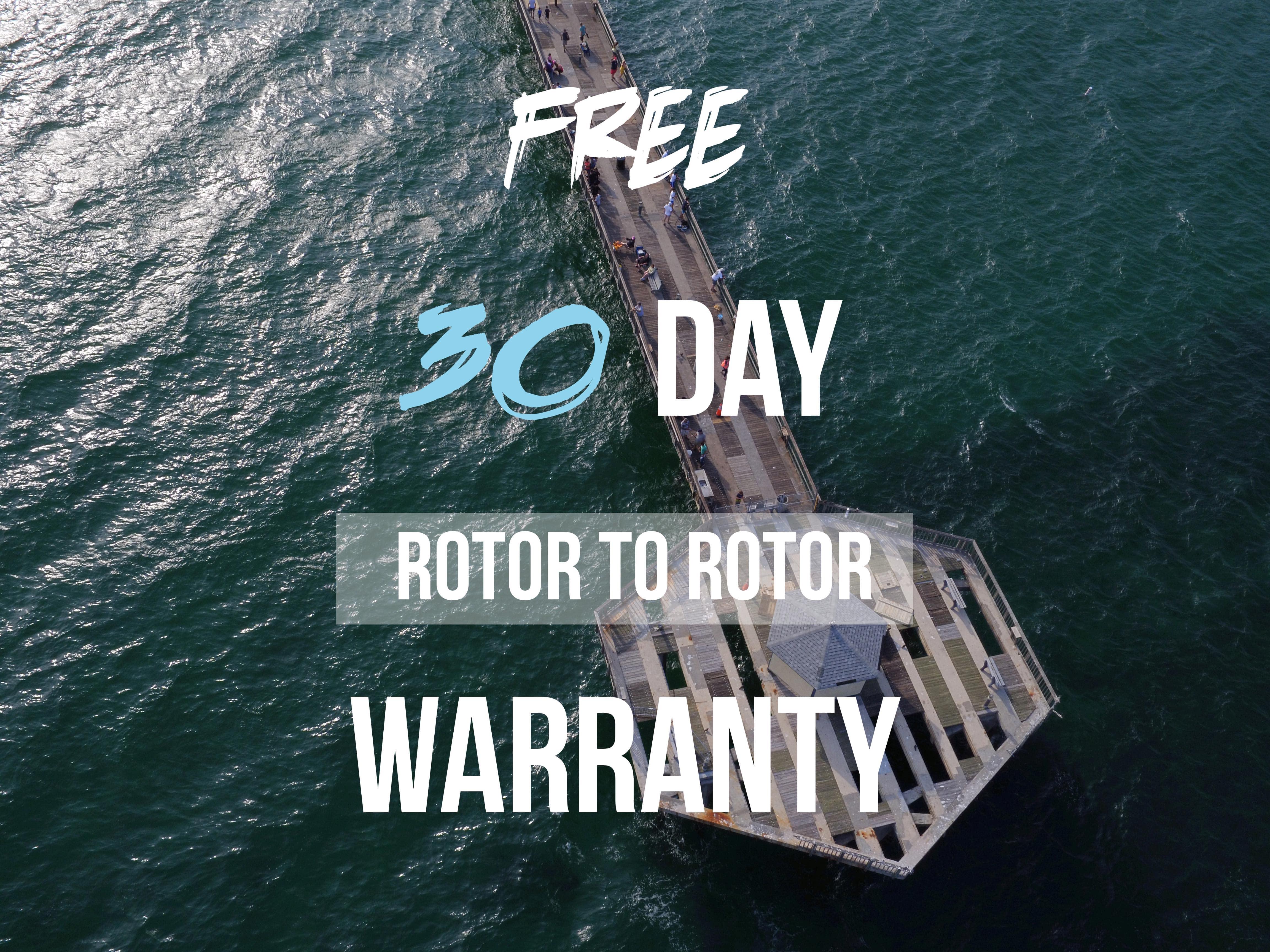 Rotor-to-rotor-warranty-free-30-days-advantages
