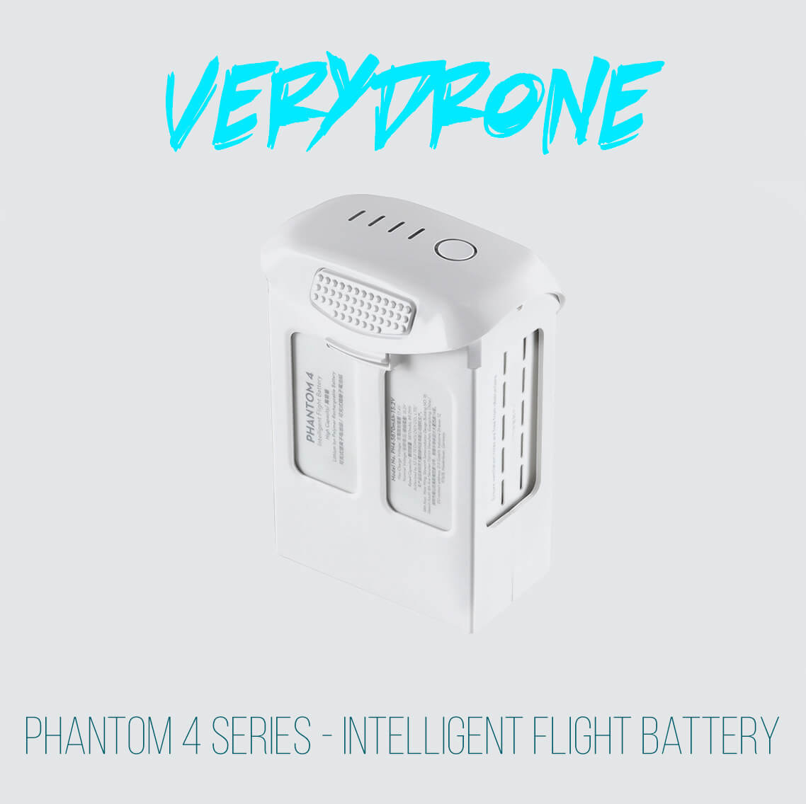 Phantom 4 Series - Intelligent Flight Battery (5870mAh, High Capacity)