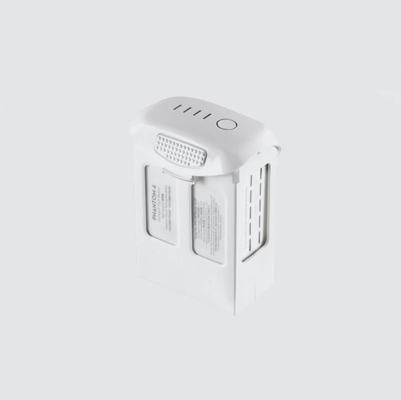 Phantom 4 Series – Intelligent Flight Battery (5870mAh, High Capacity)