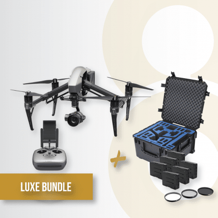 Bundle-gold-Inspire-2-XS5-dji-remote-lens-polar-pro-kit-free-swagbag