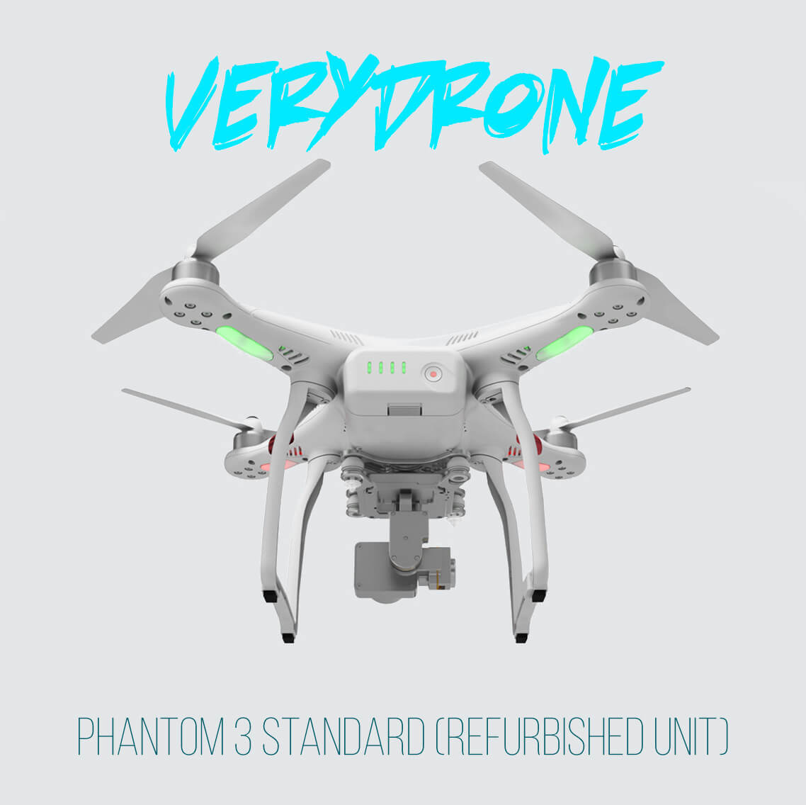 DJI Phantom 3 Standard (Refurbished Unit)