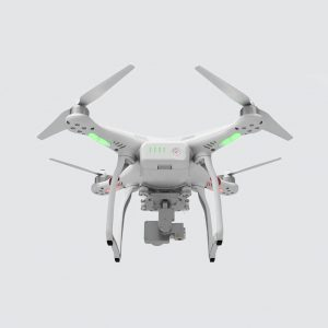 DJI Phantom 3 Standard Quadcopter Drone (DJI Refurbished Unit)