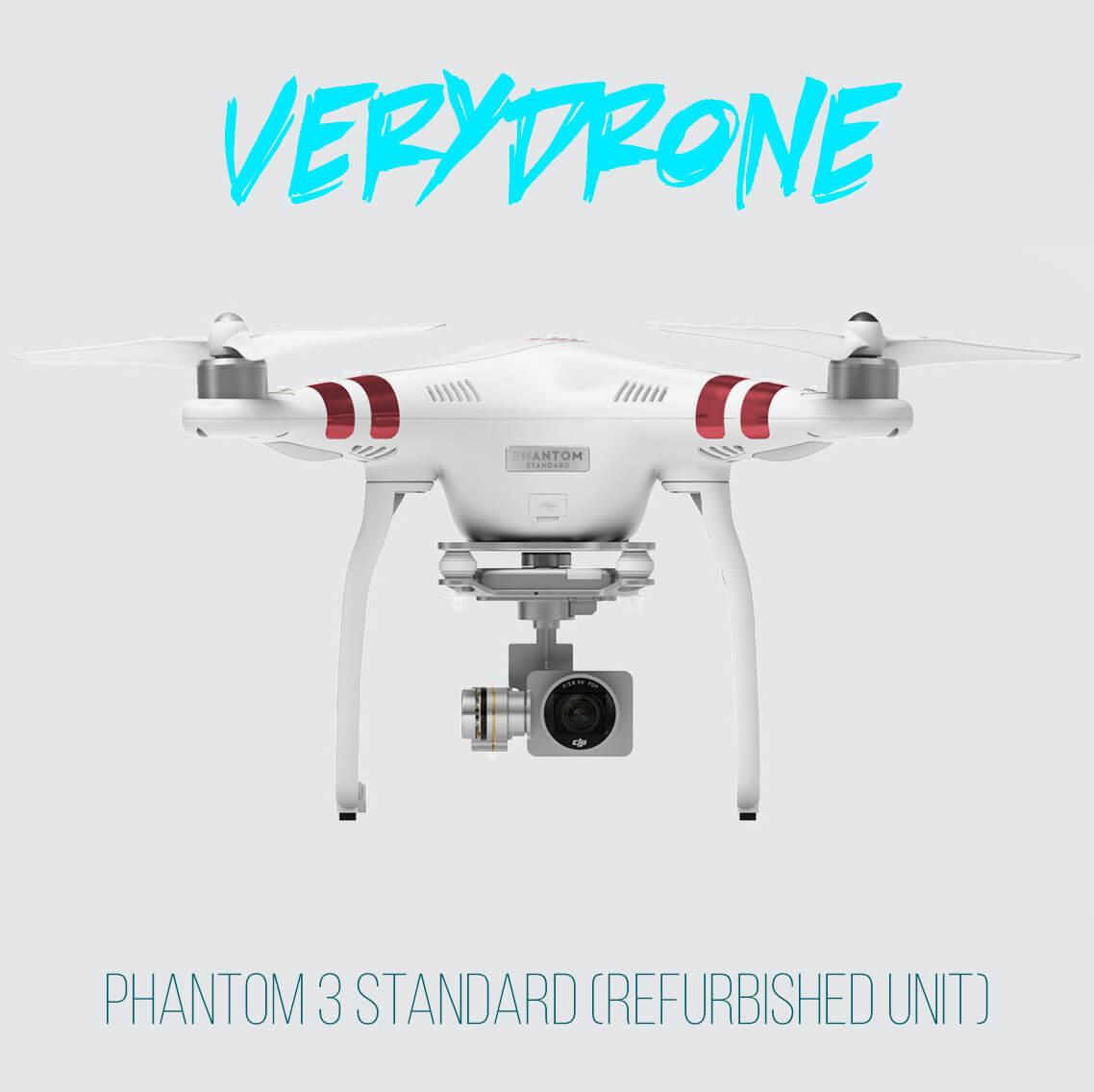DJI Phantom 3 Standard (Refurbished Unit)