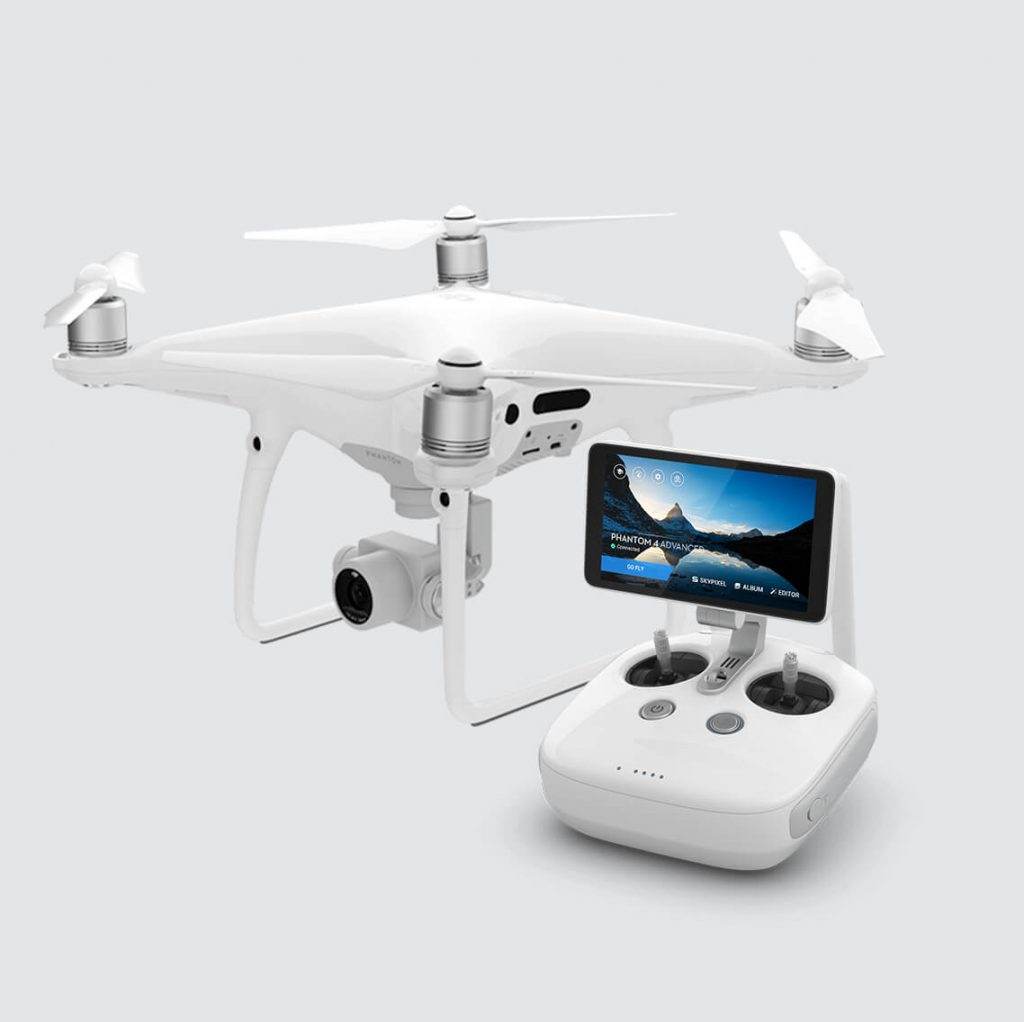 DJI Phantom 4 PRO Quadcopter Drone 20MP 4K Camera