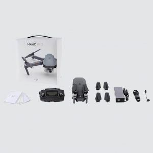 DJI Mavic Pro 4K HD Foldable Drone Fly More Combo Pack