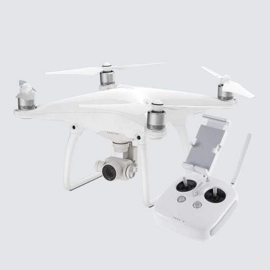 DJI Phantom 4 Advanced 1-inch 20MP sensor