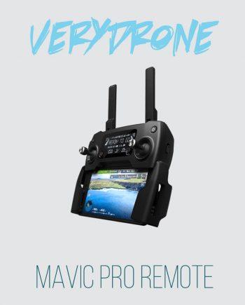 DJI Mavic Pro remote controller