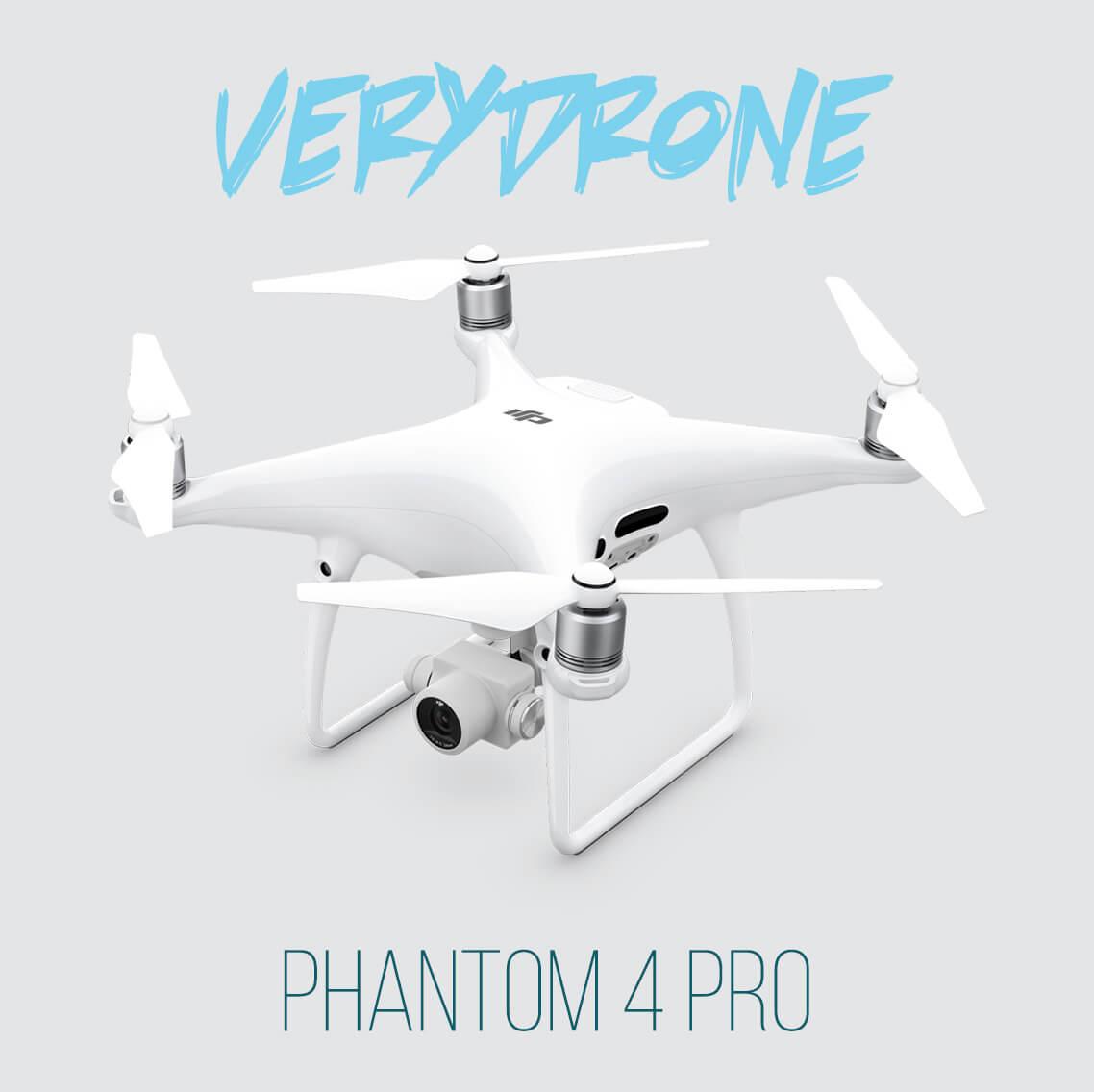 DJI Phantom 4 PRO Quadcopter Drone 20MP 4K Camera RC W ...