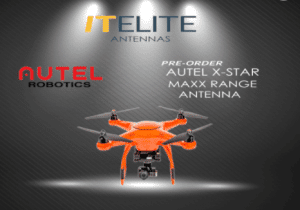 Autel X-Star Premium Maxx Range Extender Antenna