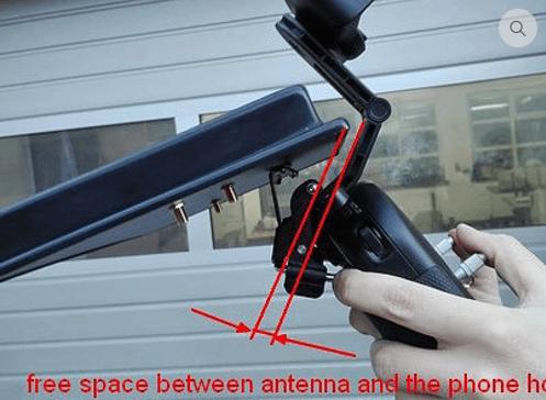 Autel X-Star Premium Maxx Range Extender Antenna 2
