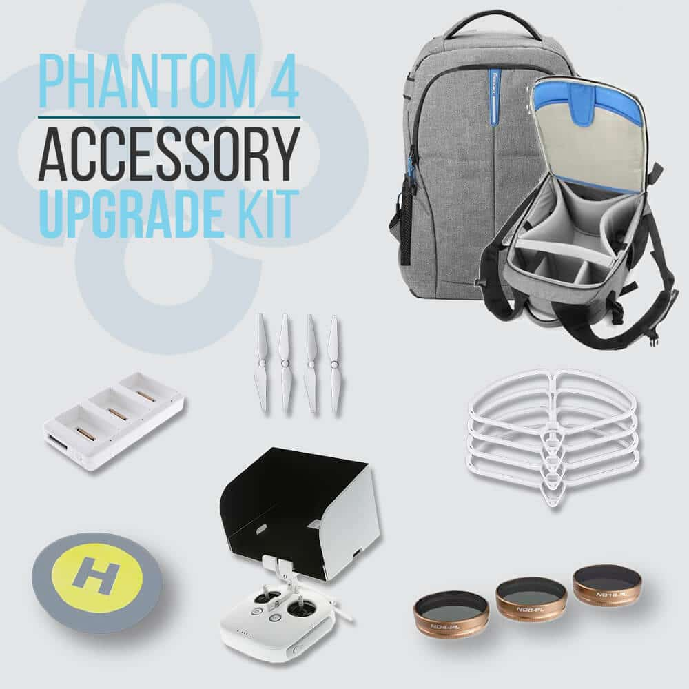 DJI Phantom 4 Drone Accessories