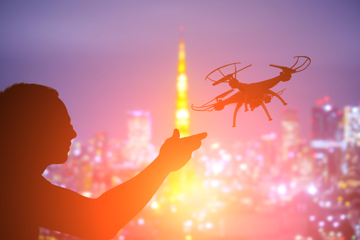 Drones for Nonprofit Work
